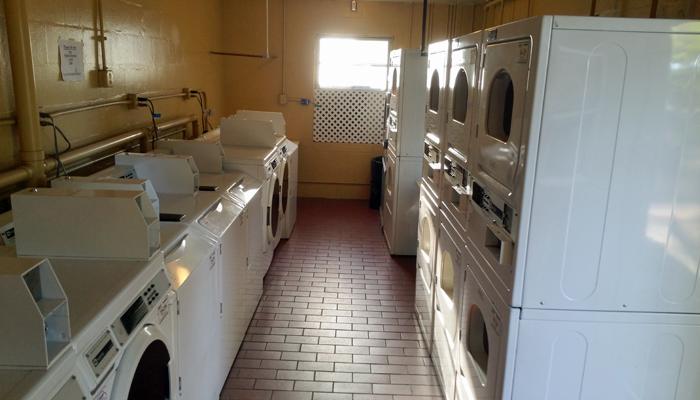 Large Laundry Facilities
