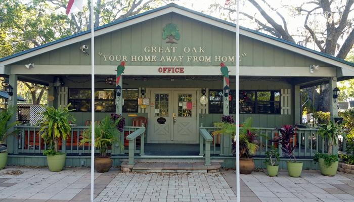 Great Oak RV Resort Office