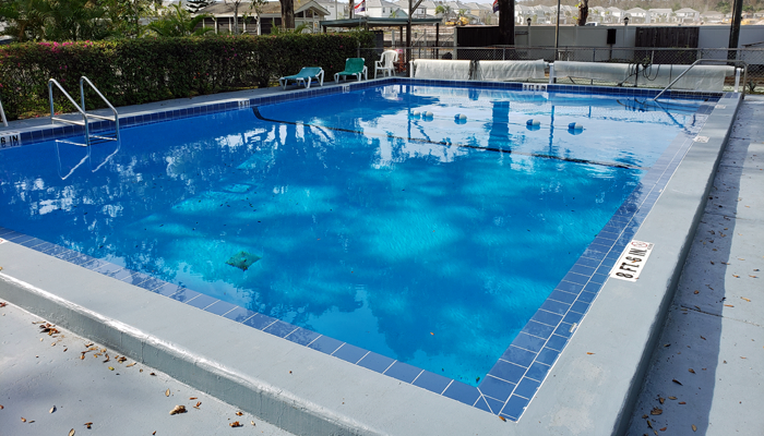Newly Remodeled Swimming Pool